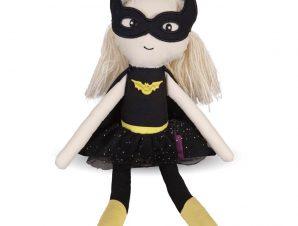 Great Pretenders Κούκλα υφασμάτινη Κορίτσι νυχτερίδα 33εκ.