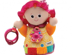 """Κούκλα με δραστηριότητες """"My Friend Emily"""" Lamaze LC27026"""