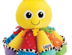"""Χταπόδι με ήχους και νότες """"Octotunes Toy"""" Lamaze LC27027"""