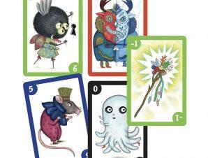 Djeco Επιτραπέζιο καρτών Spooky Boo