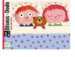 Djeco Επιτραπέζιο καρτών DODO Καληνύχτα και όνειρα γλυκά
