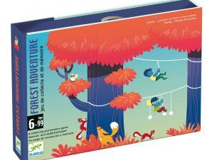 Djeco Επιτραπέζιο καρτών Forest Adventure