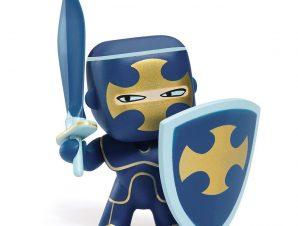 Djeco Φιγούρα ιππότη με σπαθί Dark blue