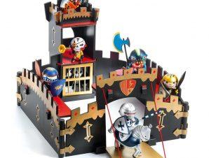Djeco Κάστρο Ιπποτών Arty toys (Δε περιλαμβάνει φιγούρες)