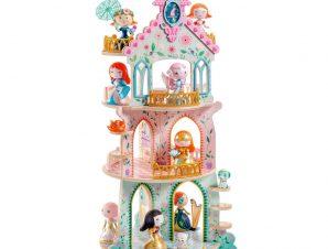 Djeco Arty toys Ο Πύργος της πριγκίπισσας (Δε περιλαμβάνει φιγούρες).