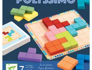 Djeco Παιχνίδι Polyssimo