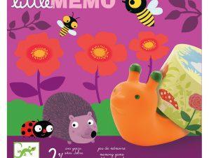 Djeco Επιτραπέζιο μνήμης με ζωάκια