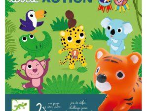 Djeco Επιτραπέζιο Δράση στη Ζούγκλα