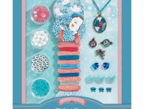 Djeco Κατασκευή κοσμημάτων με πέρλες και πουλάκια