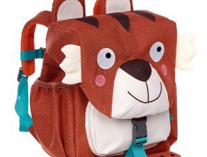 Sigikid Τσάντα πλάτης νηπιαγωγείου – Backpack βόλτας Τίγρης