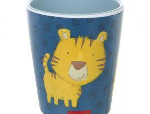 Sigikid Ποτήρι μελαμίνης Τίγρης