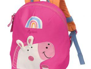 Sigikid Τσάντα πλάτης νηπιαγωγείου-Backpack βόλτας Ροζ Αλογάκι