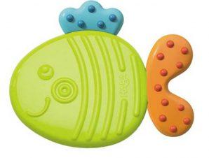 Haba βρεφικο παιχνιδι ιδανικο για οδοντοφυια το ψαρακι