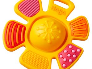 Haba Βρεφικό παιχνίδι οδοντοφυίας με ήχο Λουλούδι
