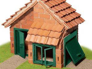 Teifoc Κεραμικά 'χτίζω σπίτι με γκαραζ'