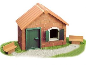 Teifoc Κεραμικά 'χτίζω μικρό σπιτάκι'