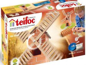 Teifoc Χτίζοντας Ανεμόμυλος