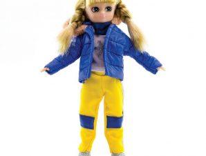 Lottie Κούκλα βινυλίου Εκδρόμη στα Χιόνια 18εκ.