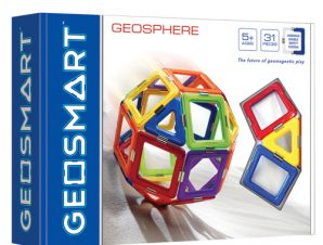 Geosmart κατασκευές με μαγνήτη GeoSphere