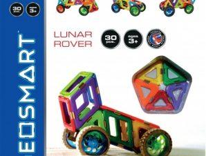 Geosmart κατασκευές με μαγνήτη Lunar Rover
