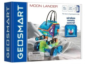 Geosmart κατασκευές με μαγνήτη Moonlander