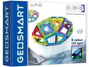 Geosmart κατασκευές με μαγνήτη U.F.O.