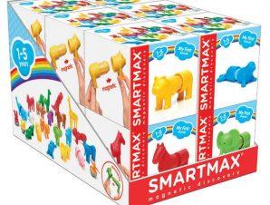 Πλήρες display SmartMax κατασκευή με μαγνήτη My First Animals