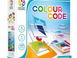 Smartgames επιτραπέζιο κωδικός χρώματος