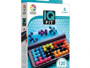 Smartgames επιτραπέζιο IQ Fit