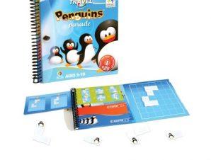 Smartgames επιτραπέζιο η παρέλαση των πιγκουίνων