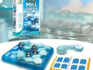 Smartgames επιτραπέζιο Πάρτυ Πιγκουίνων
