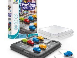 Smartgames επιτραπέζιο Πάρκινγκ Αυτοκινήτων