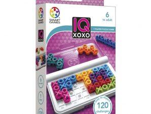 Smartgames επιτραπέζιο IQIQ XOXO