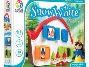 Smartgames επιτραπέζιο Χιονάτη και οι 7 νάνοι