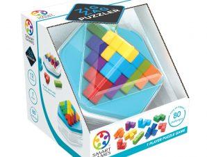 Smartgames παιχνίδι – σπαζοκεφαλιά Zig Zag Puzzler (80 challenges)
