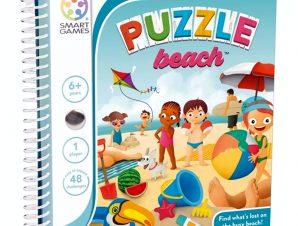 SmartGames μαγνητικό επιτραπέζιο Puzzle Beach (48 challenges)