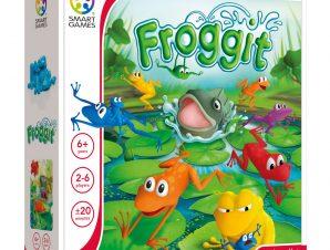 Smartgames επιτραπέζιο Froggit 2-6 παίκτες