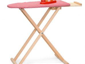 Viga Σιδερώστρα ξύλινη παιδική με σίδερο