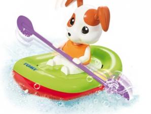 """Παιχνίδι Μπάνιου """"Paddling Puppy"""" Tomy T72424"""