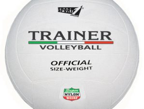 Sport1 Μπάλα βόλεϊ λευκή Trainer
