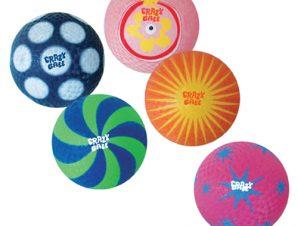 Μπάλα Crazy Ball (διαθέσιμη σε διαφορετικά σχέδια)