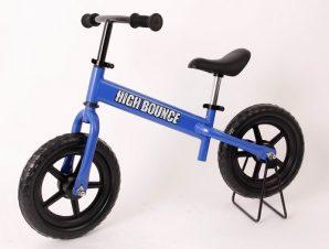 Παιδικό Ποδήλατο ισορροπίας με EVA λάστιχα Μπλε