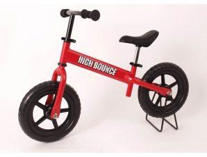 Παιδικό Ποδήλατο ισορροπίας με EVA λάστιχα Κόκκινο