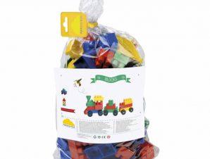 Paradiso Toys Τουβλάκια σε Σακουλάκι 50 τεμ